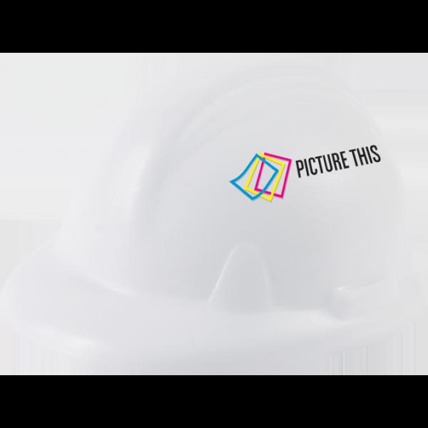 Stress Ball - Hard Hat Shape