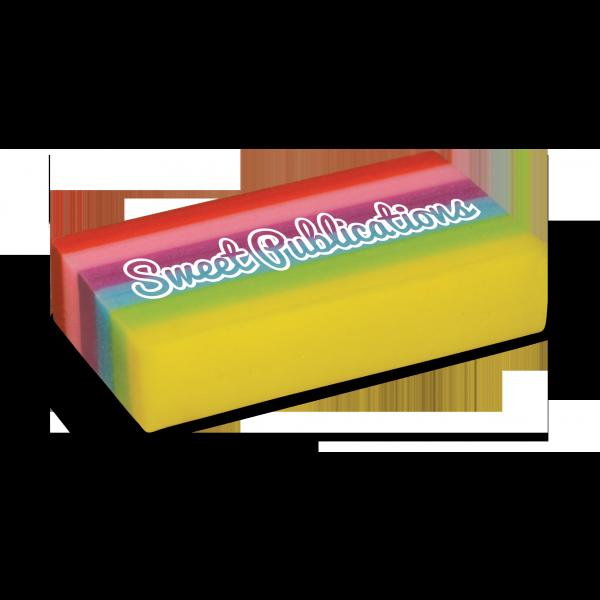 Eraser - Rainbow