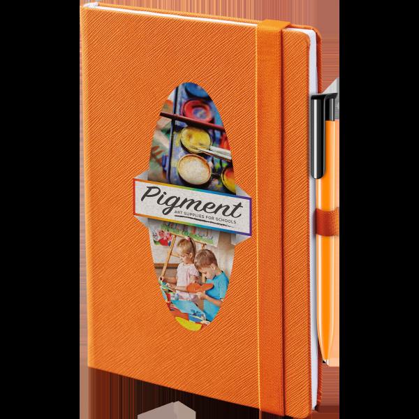 Denim Colour Notebook
